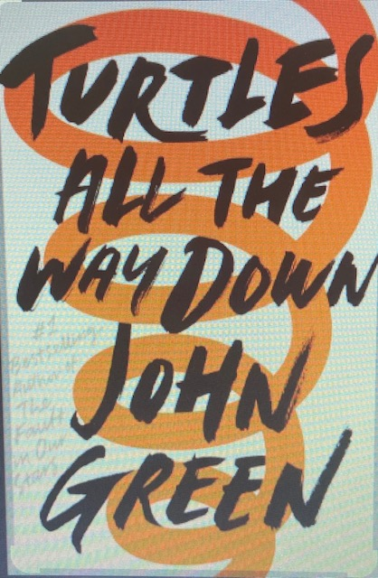 Best selling author - John Green